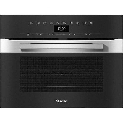 Miele H7440BM PureLine 45cm Combination Microwave Oven