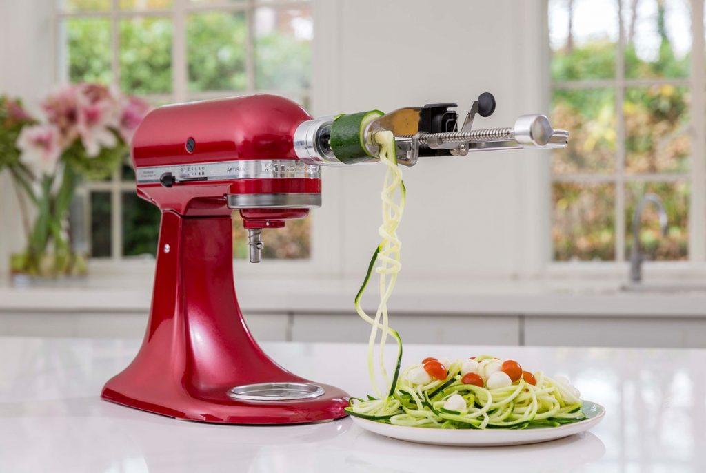 KitchenAid food spiraliser attachment
