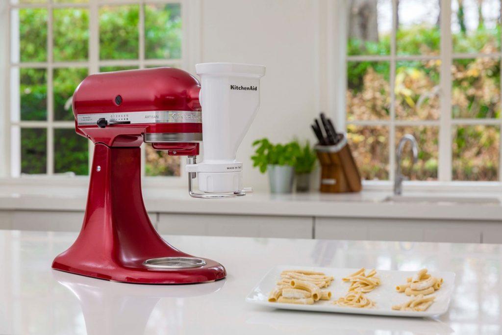 KitchenAid Pasta shape attachment