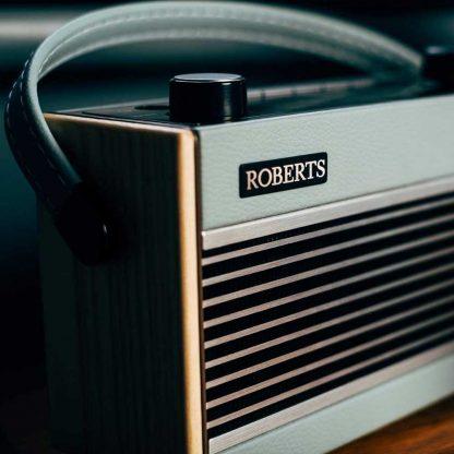 Roberts Rambler Radio DAB/FM Bluetooth Radio - Blue