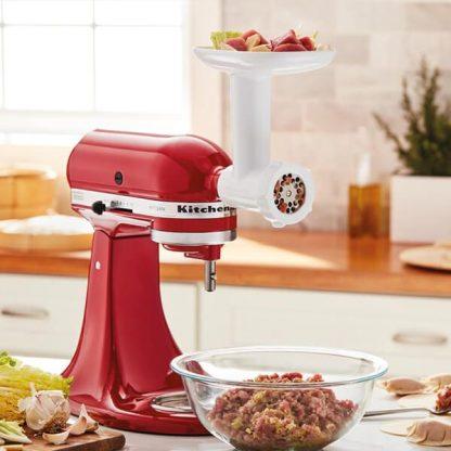 KitchenAid 5KSMFGA Food Grinder for Artisan Tilt Head Mixer