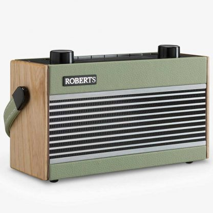 Roberts Radio RAMBLERBTGN DAB/FM Bluetooth Radio - Green
