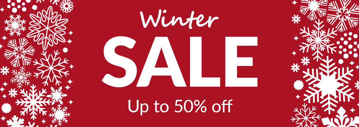 Winter Sale at Gerald Giles
