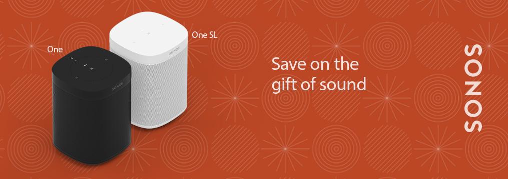 sonos Christmas Savings
