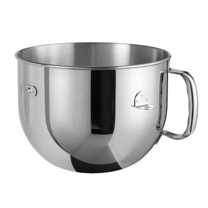 KitchenAid 5KSM7580XBOB Artisan 6.9L Bowl Lift Stand Mixer - Onyx Black