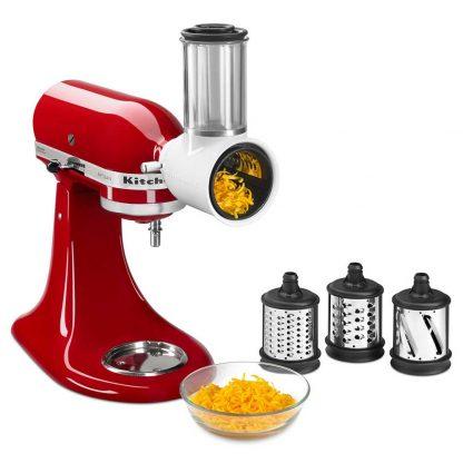 KitchenAid 5KSM2FPPC 3 Piece Attachment Set for stand mixers