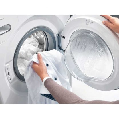 Miele WEI865WCS Washing Machine 1600 Spin 9kg with TwinDos and PowerWash