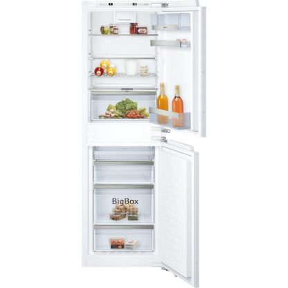 Neff KI7853DE0G Integrated NoFrost Fridge Freezer With FreshSafe