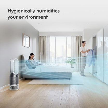 Dyson PH01 Pure Humidify+Cool Smart Air-Purifier Humidifier Fan
