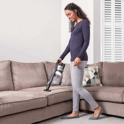 Shark Anti Hair Wrap Cordless Stick Vacuum Cleaner with Flexology (Single Battery) Model IZ201UK