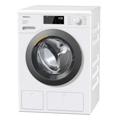 Miele WED665WCS Washing Machine 1400 Spin 8Kg With TwinDos